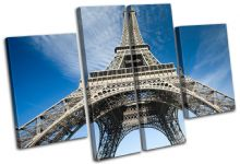 Paris Eiffel Tower Architecture - 13-0940(00B)-MP17-LO